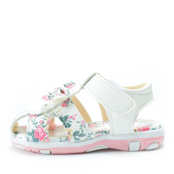 Summer Flower  Baby Girls Sandals
