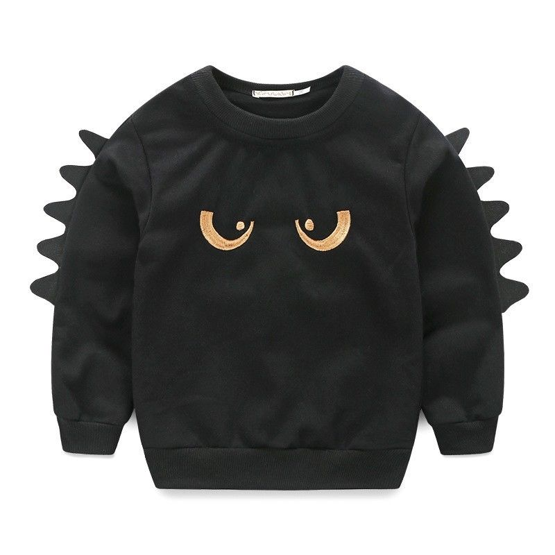 Cute Eyes Sweatshirt+ Pants 2Pcs Set