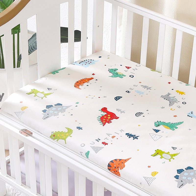 Cute Crib Mattress Cover