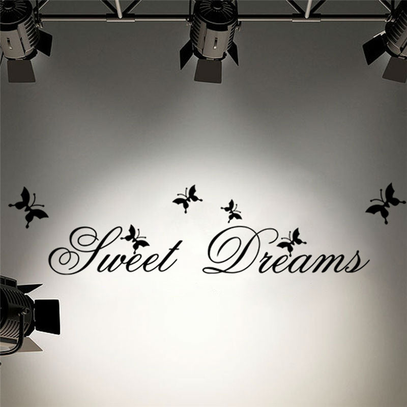 Sweet Dreams Wall Stickers