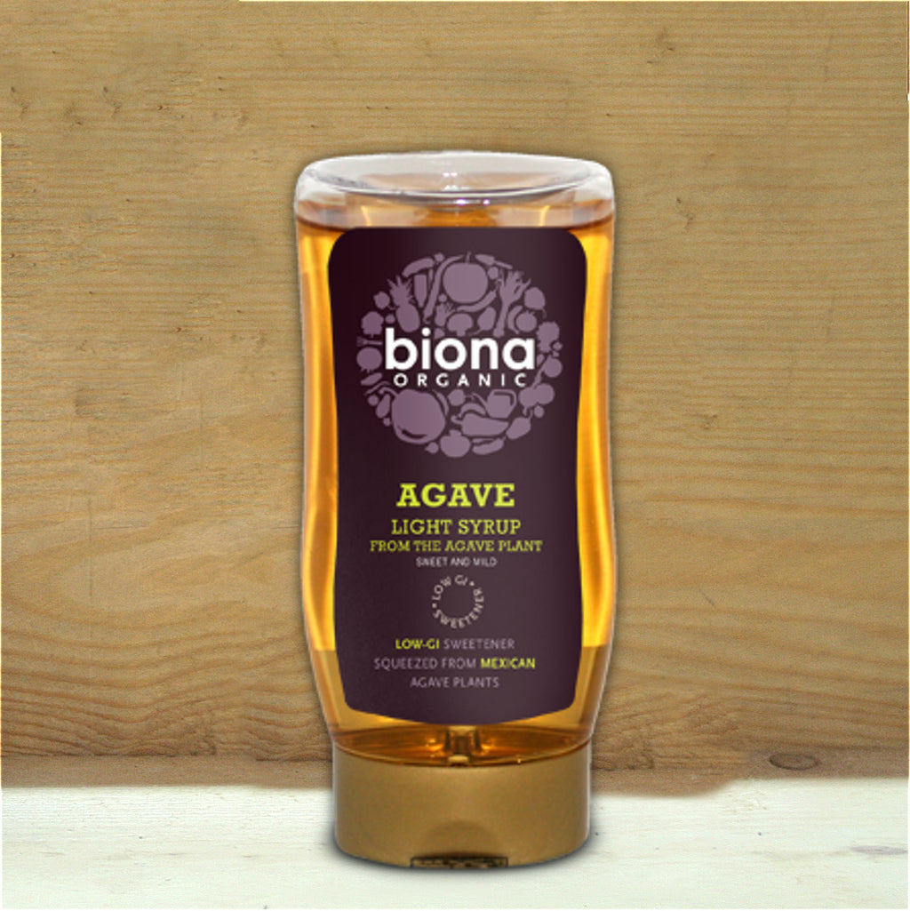 Biona Agave Syrup Light 250ml