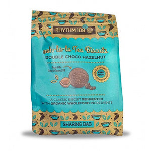 Rhythm 108 Double Chocoloate Ooh-la-la Tea Biscuits 135gm
