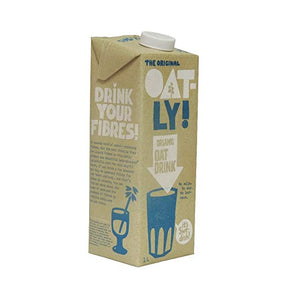 Oatly Organic Oat Drink 1ltr