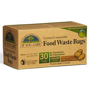 If You Care Food Waste Bags 30 bags