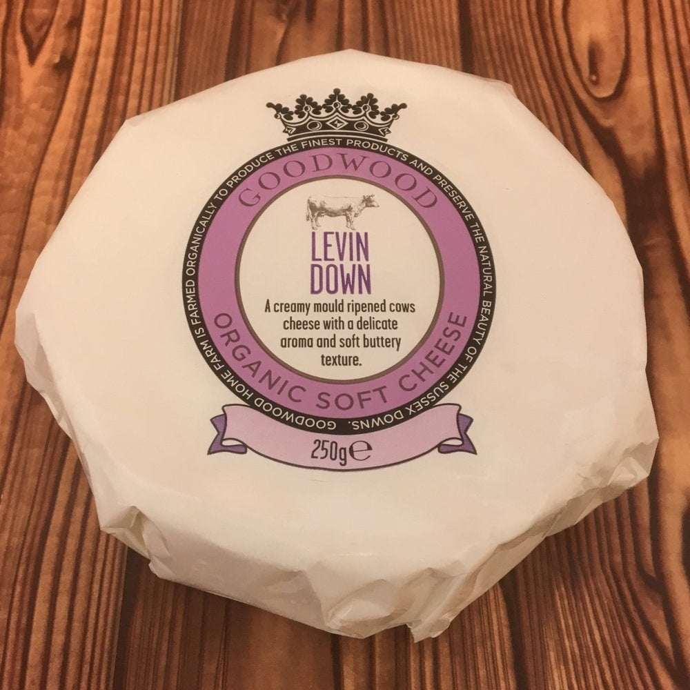 Levin Down Soft Sussex Cheese 250gm