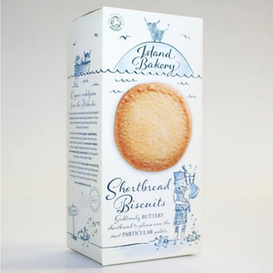 Island Bakery Shortbread Biscuits 150g