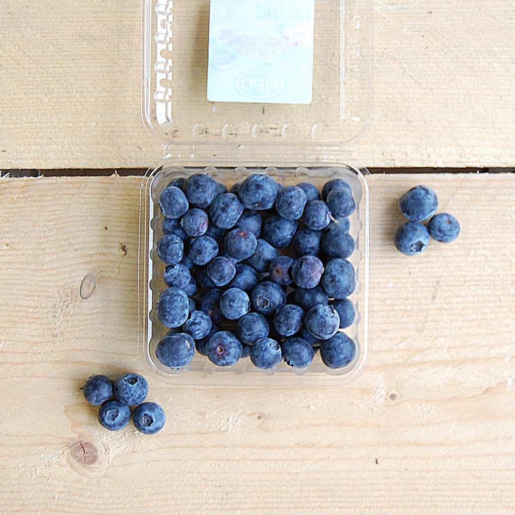 Blueberries 125g (Pack) Sussex
