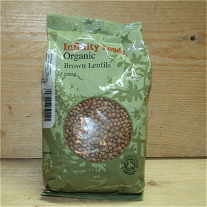 Infinity French Type Lentils (Puy Lentils) 500g