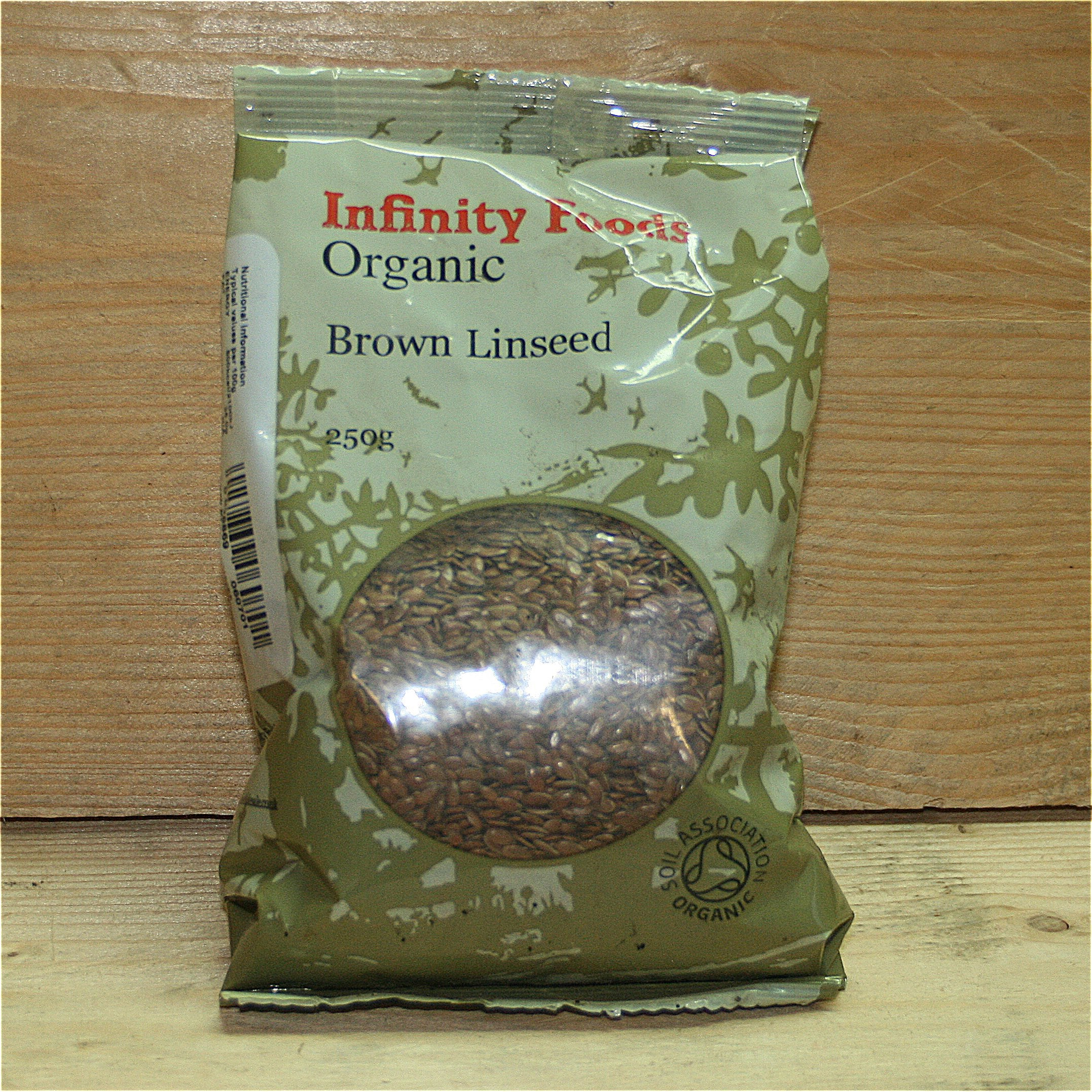 Linseed Brown (Flaxseed) 250g SALE