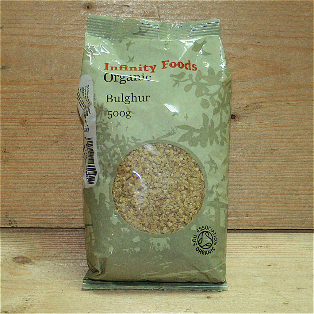 Bulghur Wheat 500g