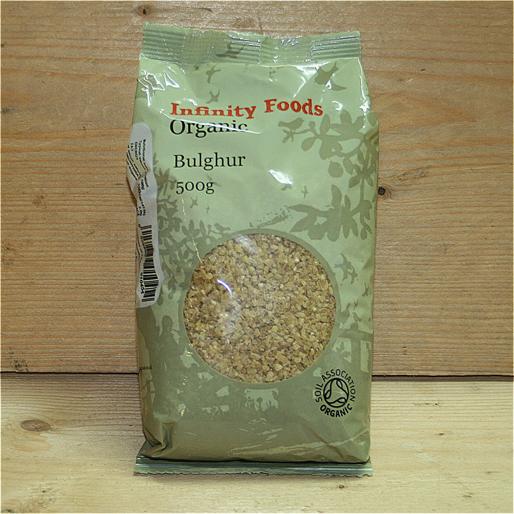 Bulghur Wheat 500g SALE