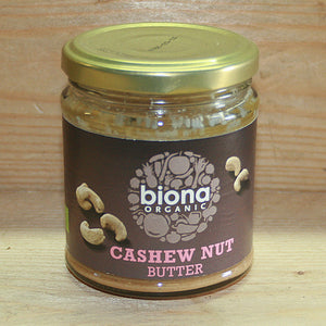 Biona Cashew Nut Butter SALE