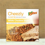 White Vegan Cheddar Cheezley 190g