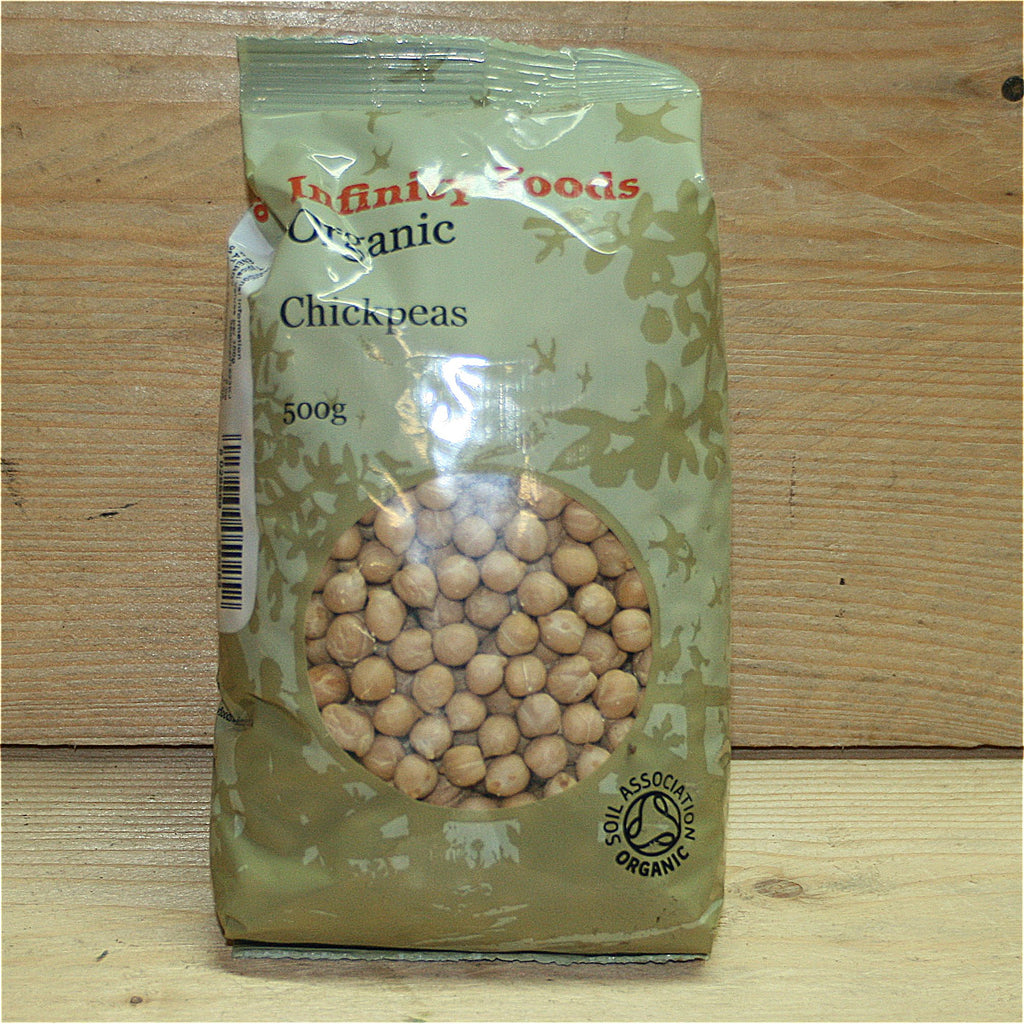 Infinity Dried Chickpeas 500g