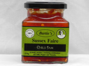 Chilli Jam 275g Sussex