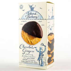 Island Bakery Chocolate Ginger Biscuits 150g