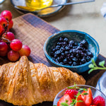 Scones, baked off, Fruit