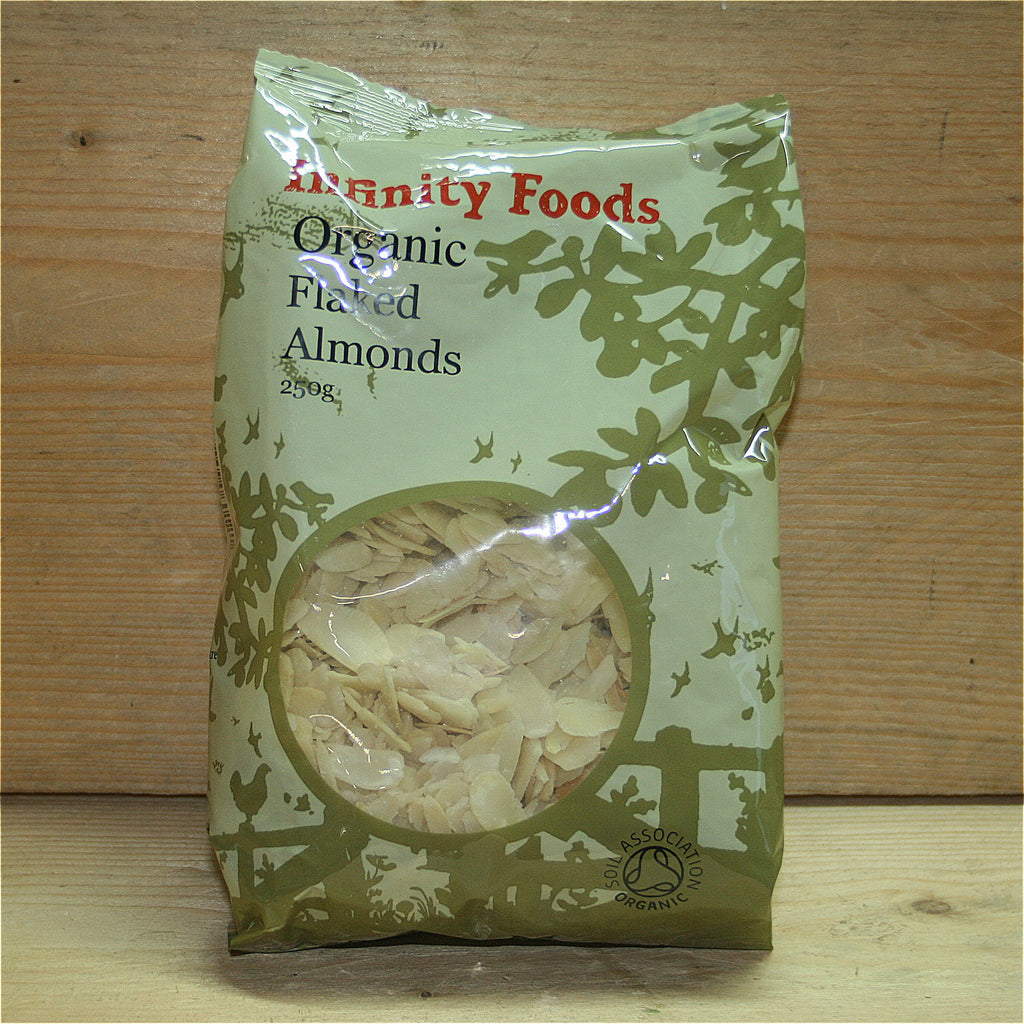 Infinity Flaked Almonds 250g