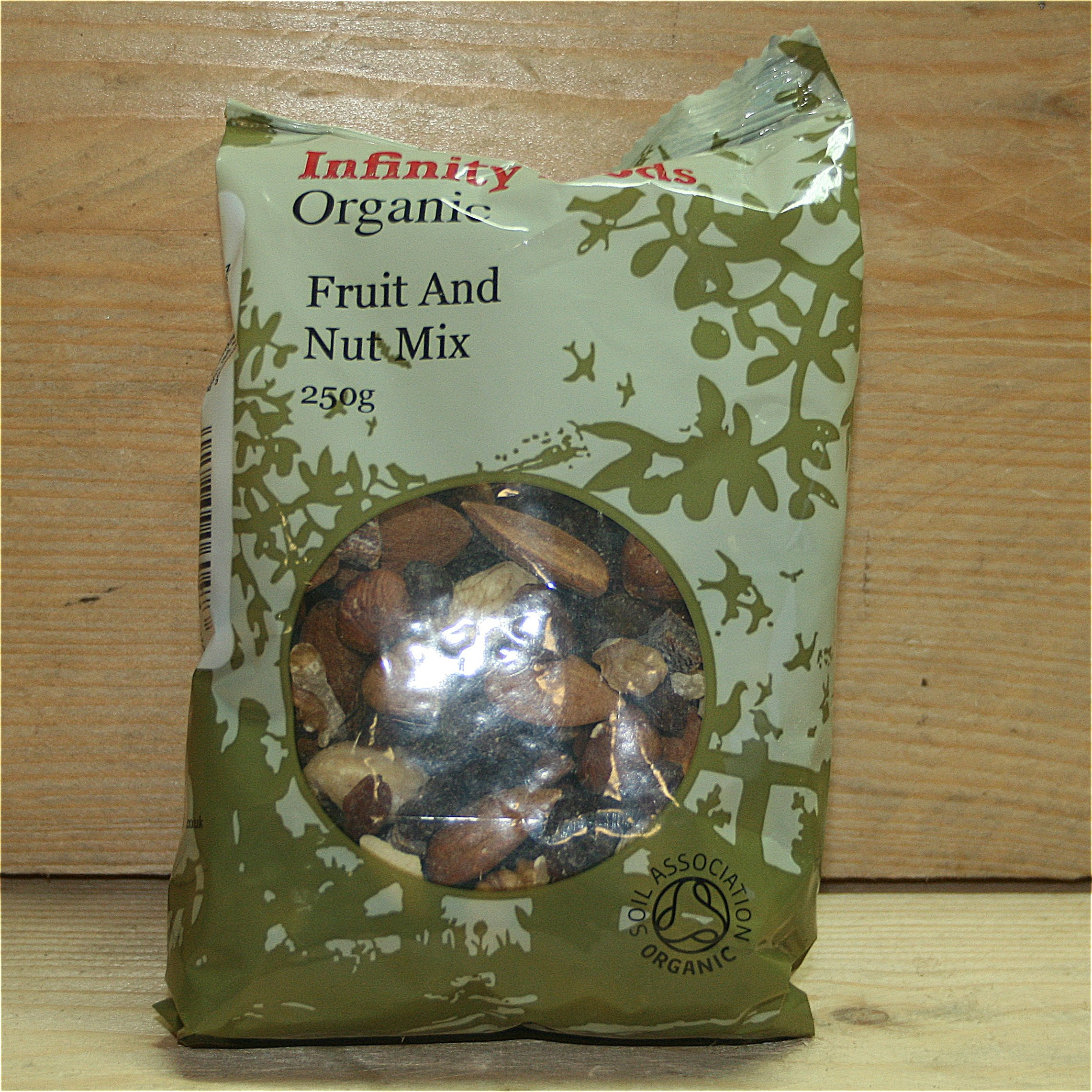 Infinity Fruit & Nut Mix 250g