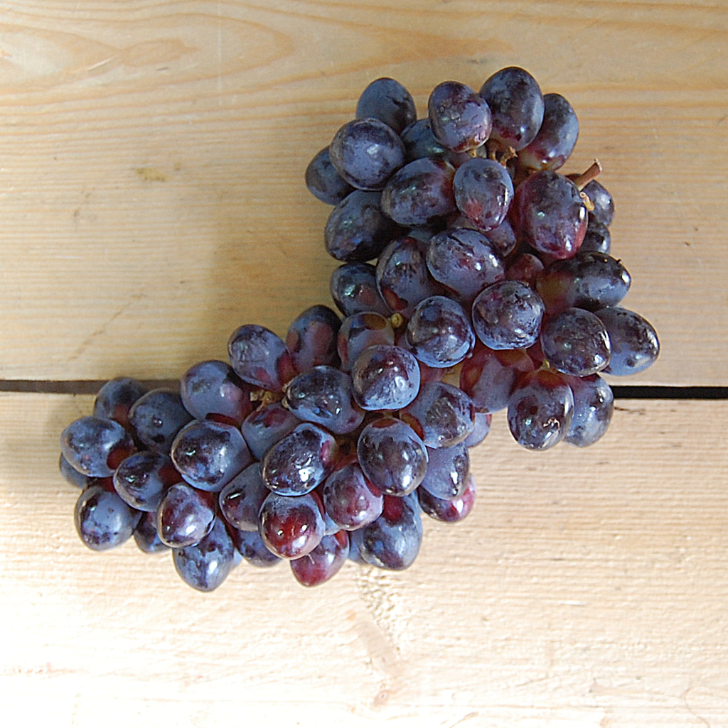 Grapes Red Seeded 400g