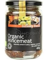 Infinity Foods Mincemeat 400g