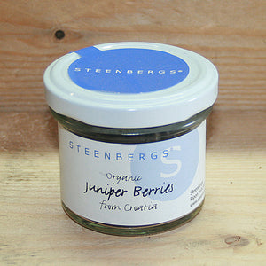 Organic Juniper Berries 36g