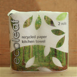 Ecoleaf Recycled Jumbo Kitchen Roll