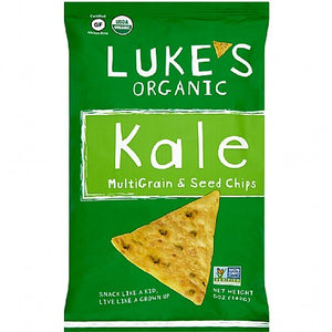 Luke's Kale Multigrain Chips 142g