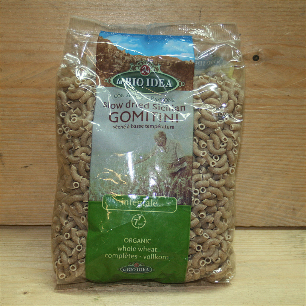 Wholewheat Macaroni Gomitini 500g
