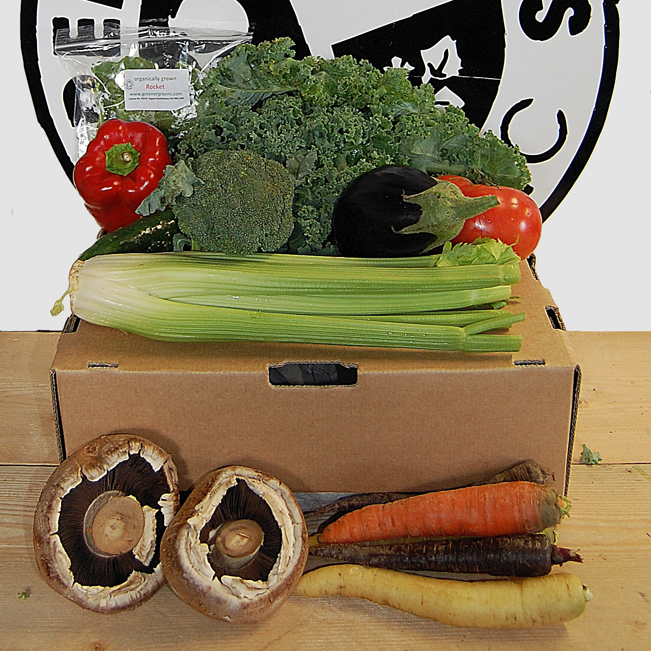 Mediterranean Vegetable Box