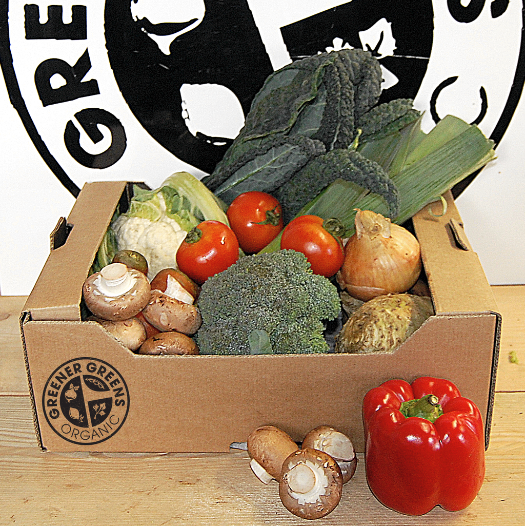 Medium Seasonal Vegetable Box