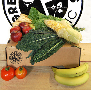 Seasonal Mini Fruit & Veg Box