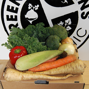 Mini Seasonal Vegetable Box
