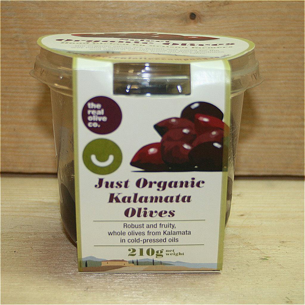 Whole Kalamata Olives in Oil
