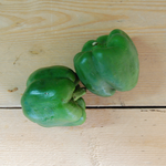 Peppers Green 200g