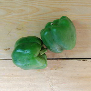 Peppers Green (BD) 200g Kent