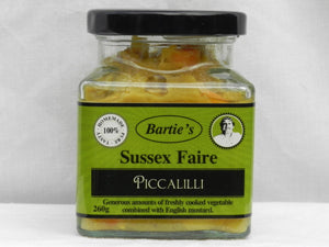 Piccalilli 260g Sussex