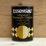 Essential Pineapple Chunks 400g