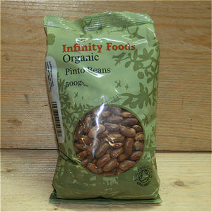 Infinity Dried Pinto Beans 500g