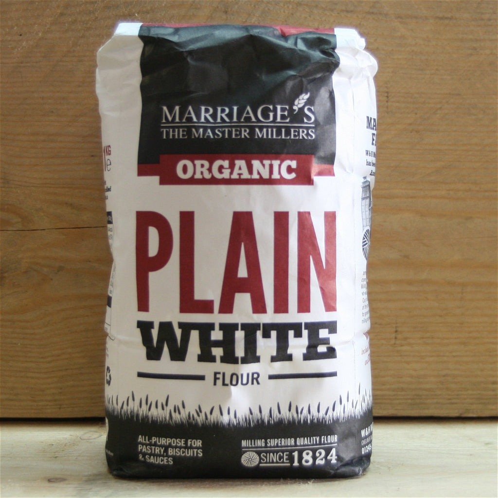 Marriages Plain White Flour 1kg