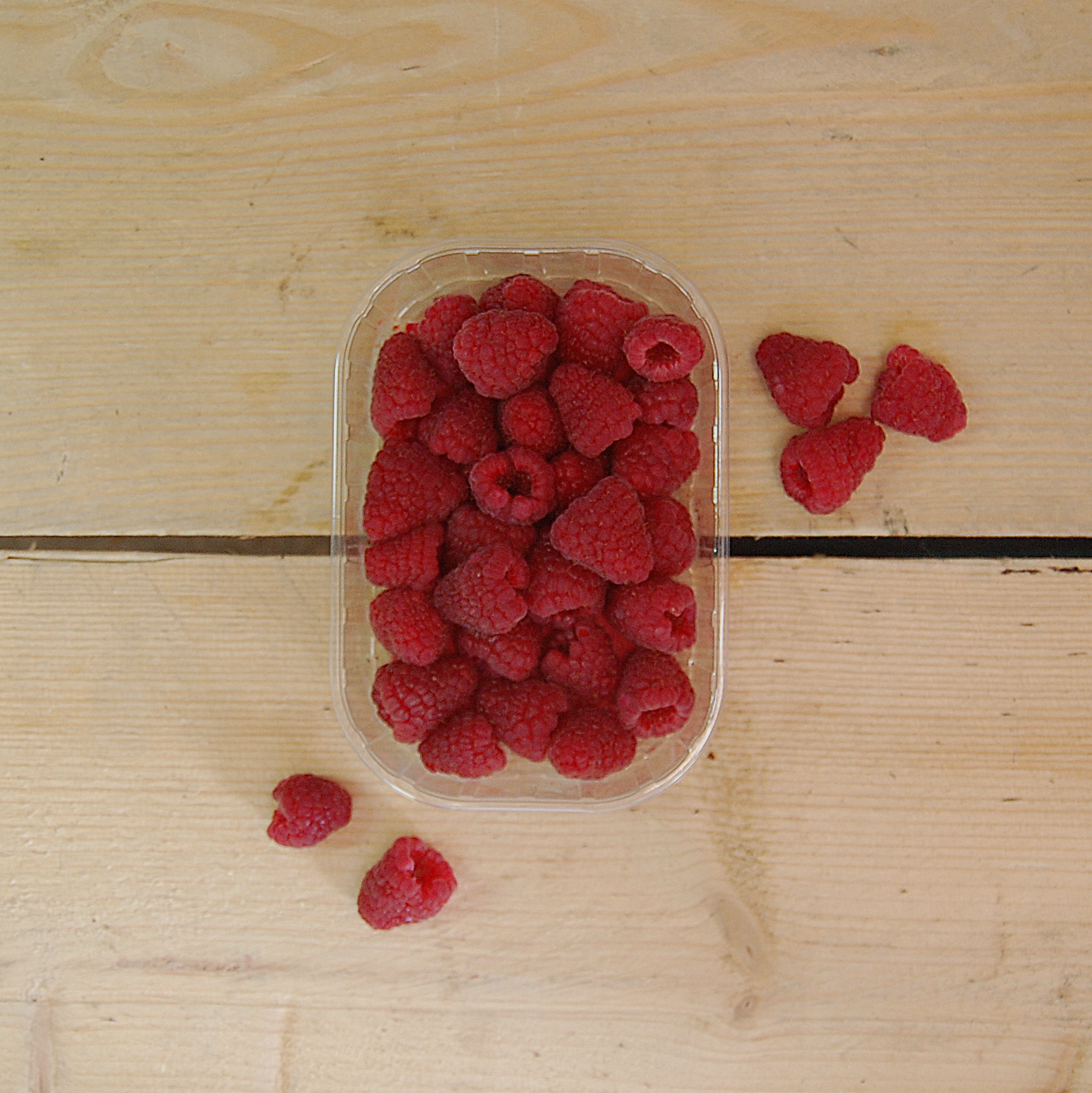 Raspberries 200g (Pack) Kent
