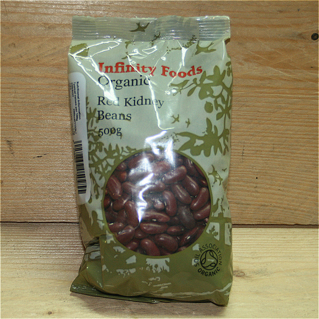 Infinity Dried Kidney Beans 500g