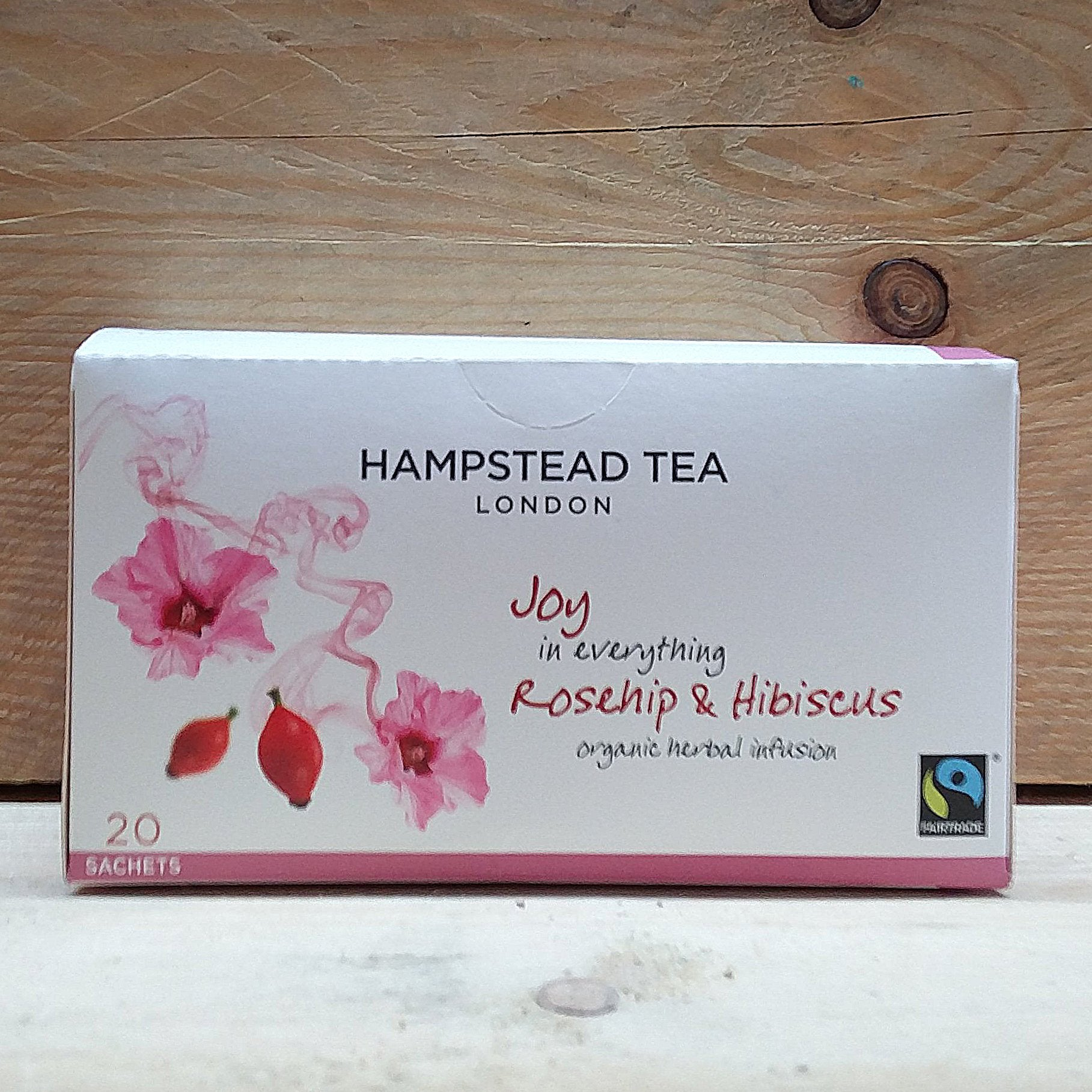 Hampstead Rosehip & Hibiscus Tea