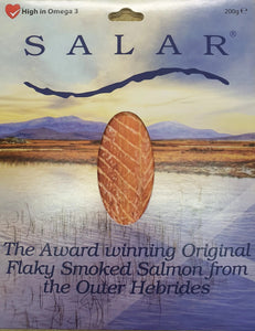 Salar Flaky Smoked Salmon 175g