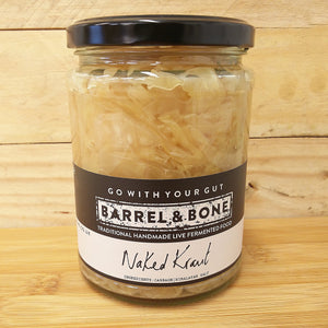 Barrel & Bone Raw Naked Sauerkraut