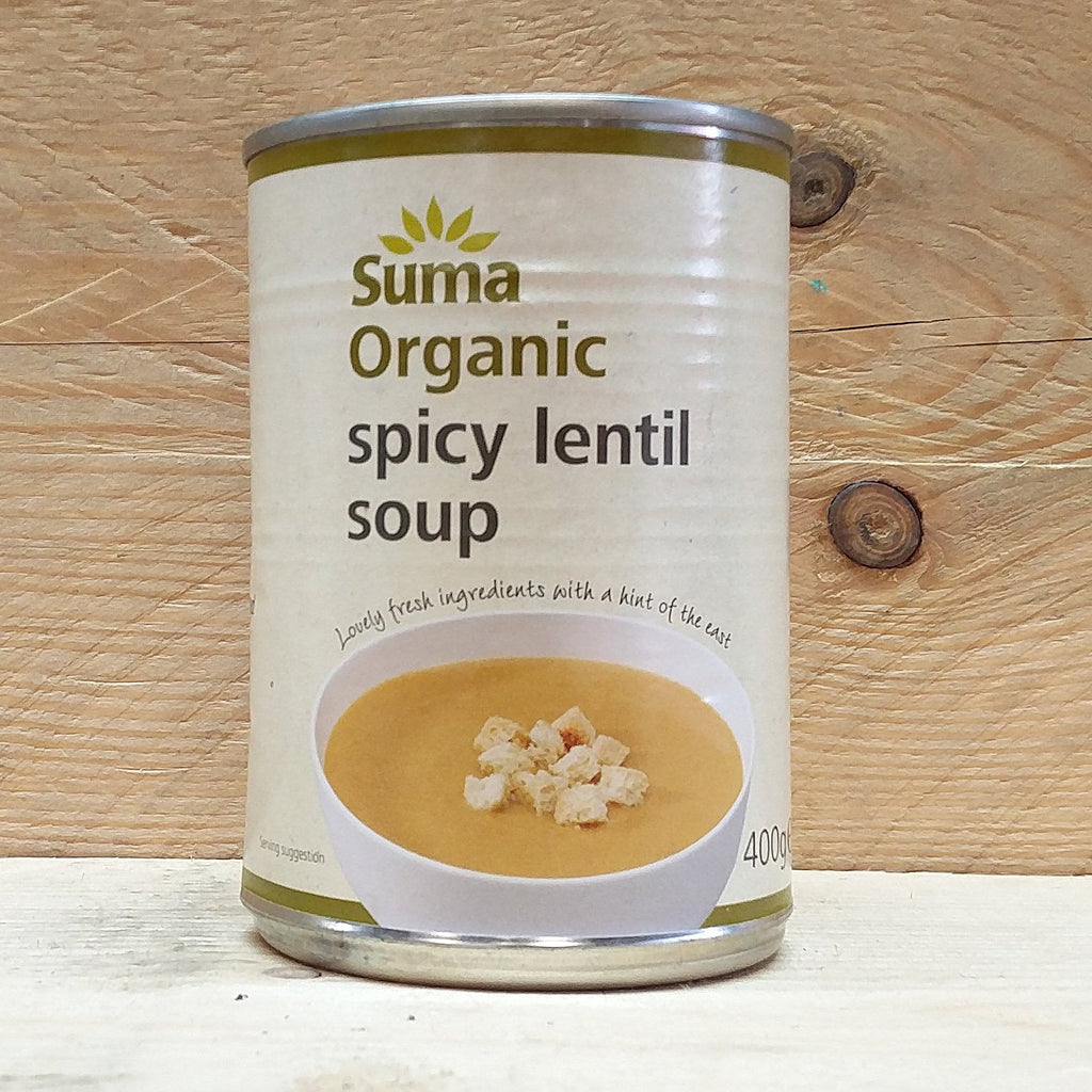Suma Spicy Lentil Soup