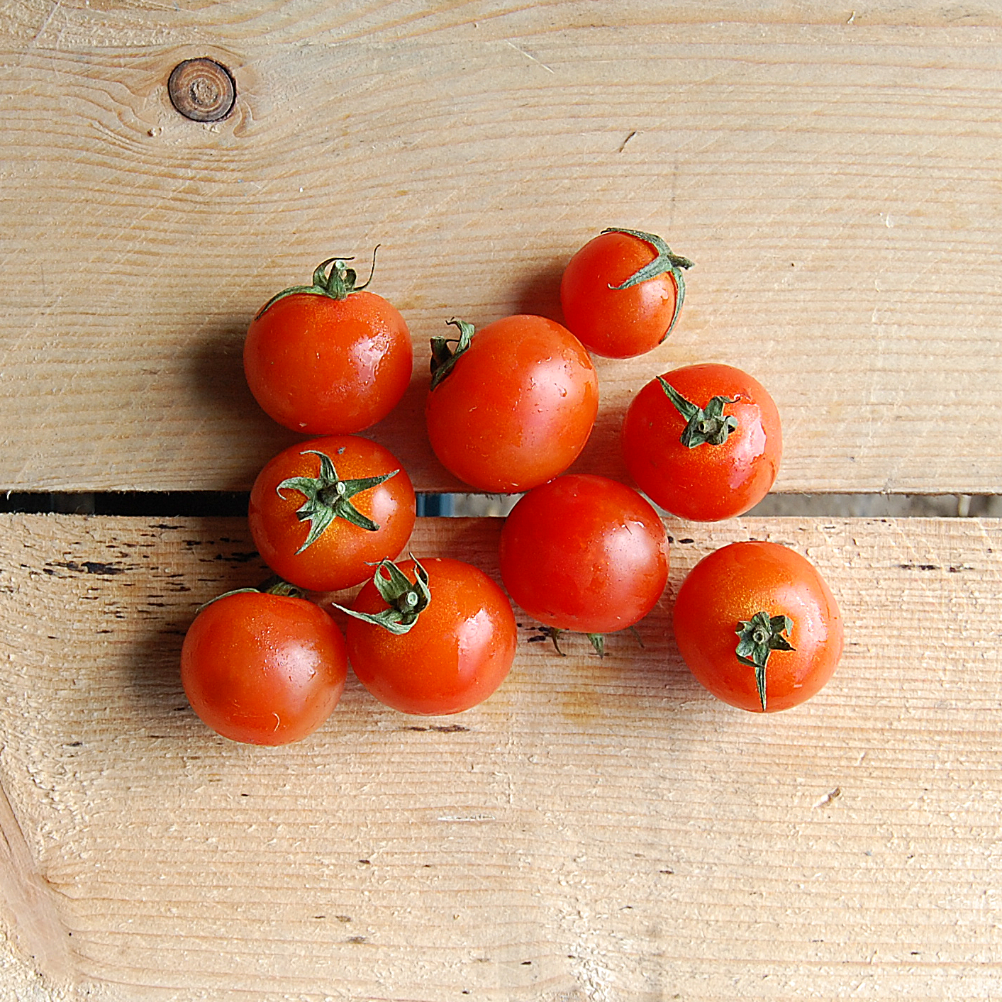 Cherry Tomatoes Plum 300g
