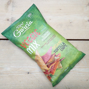 RW Garcia Veggie Mix Crisps Tortilla Chips