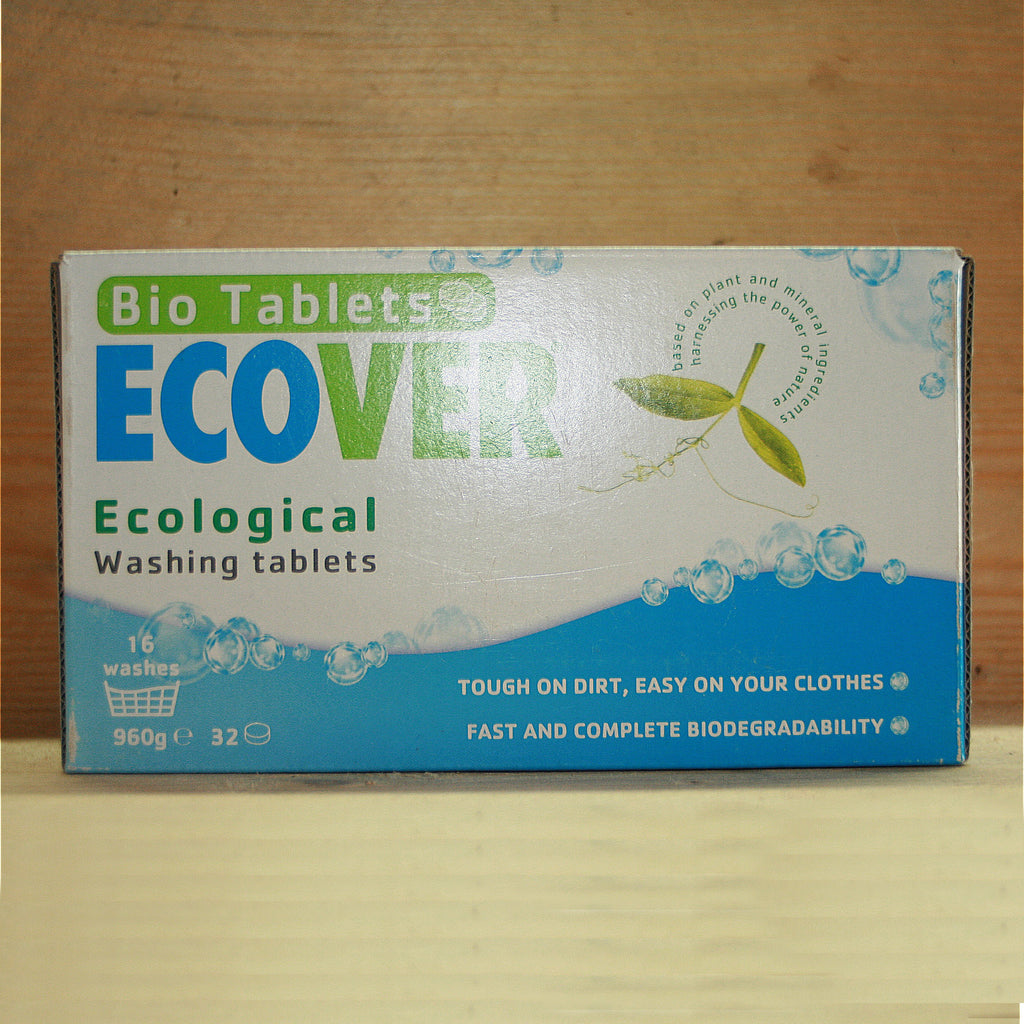 Ecover Ecological Washing Tablets