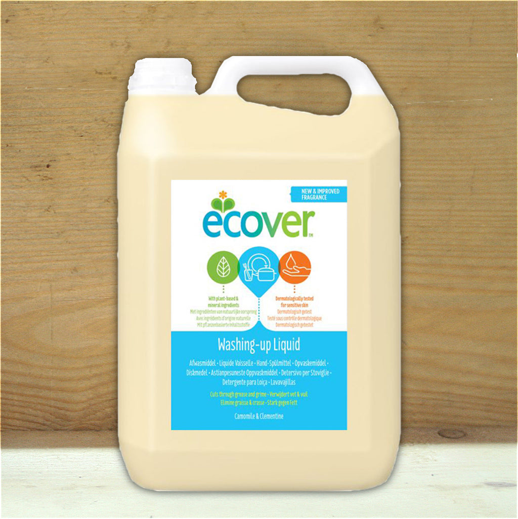 Ecover Washing Up Liquid 5 Litres